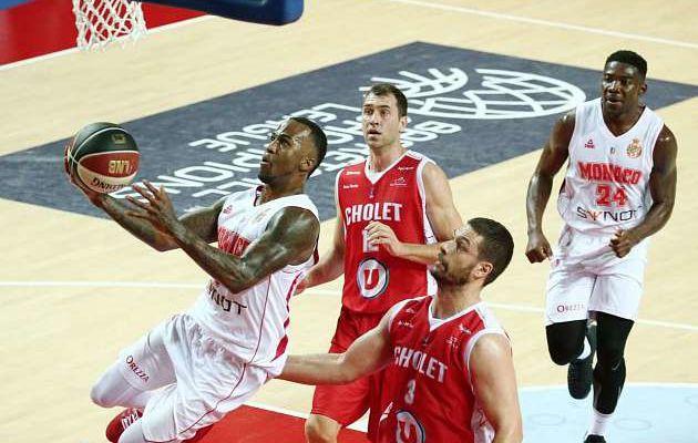 AS Monaco Basketball : toujours 1er de Pro A !