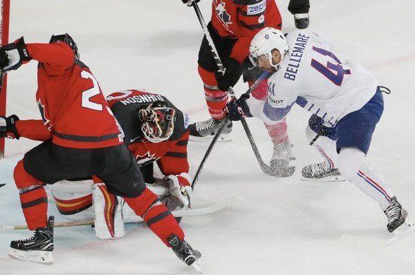 Hockey sur Glace : Championnat du Monde 2017