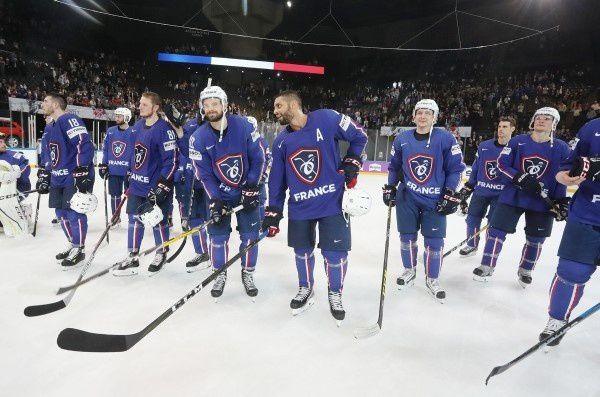 Hockey sur Glace : Les bleus terminent en beauté !