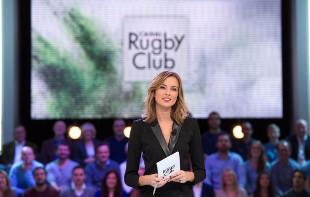 Après le match Toulon / Pau, Yoann Huget invité du Canal Rugby Club