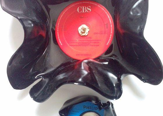 Vides-poches en vinyle