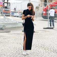 Les robes moulantes