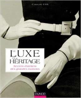 J'ai lu Le luxe en héritage de Caroline Cox