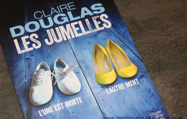 J'ai lu Les jumelles de Claire Douglas