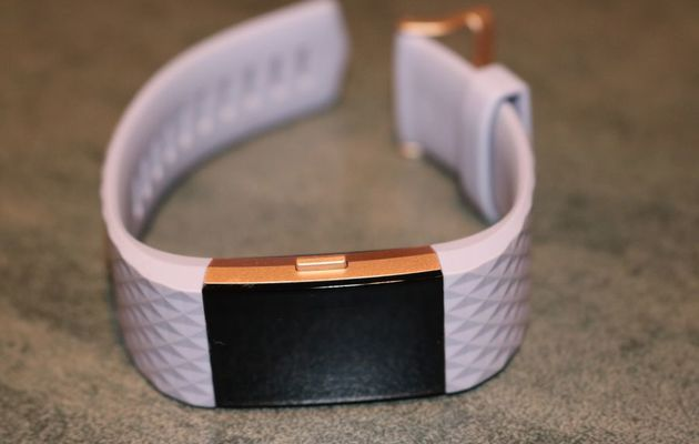 La montre connectée Fitbit Charge 2