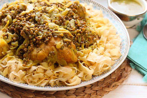 Blog cuisine marocaine orientale ma fleur d 39 oranger - Recette traditionnelle cuisine americaine ...