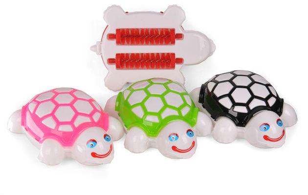 Des miettes et des petites tortues ....
