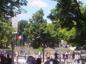 Contre les élèves du lycée Kléber en fête, répression administrative et intervention militaire !