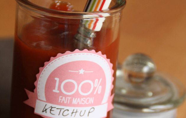"Ketchup ""Home Made"""