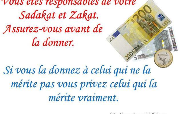 Zakat Al-Fitr en argent