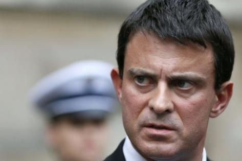 Mon message à Mr Valls