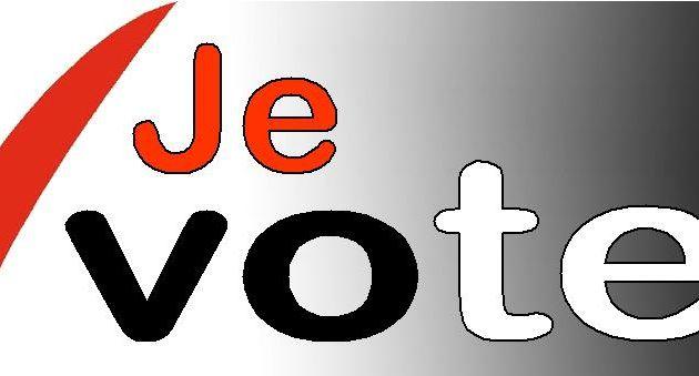 Je vote et je vous incite à voter