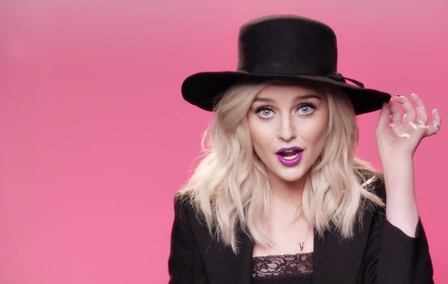 Maquillage comme Perrie Edwards !