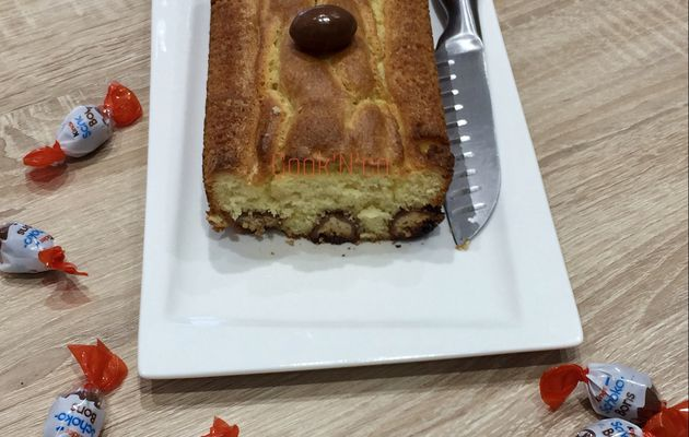 Cake aux Schoko Bons