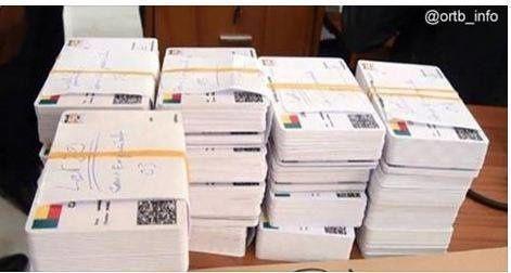 Distribution de cartes d'électeurs : Ca y est à Cotonou