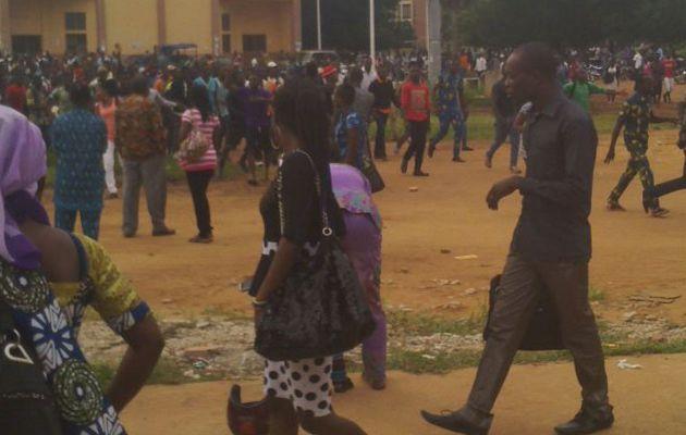 Après leur conférence de presse manquée du vendredi dernier : Les étudiants préparent une riposte  (L'Uac à nouveau en crise ?)