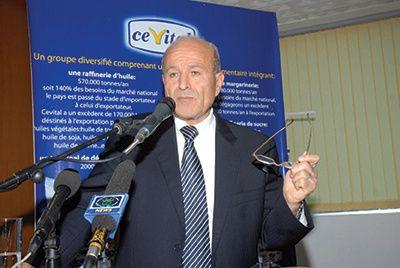 Son offre était plus avantageuse Cevital reprend les aciéries Lucchini en Italie