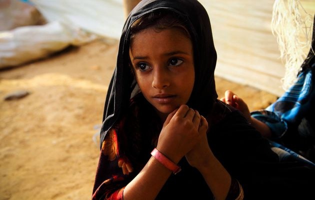Yémen : 400 000 enfants menacés de mort par les Saoudiens