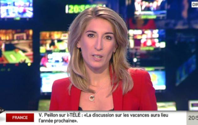 2013 09 18 - 21H00 - CAROLINE DELAGE - BFM TV - 100% INFO