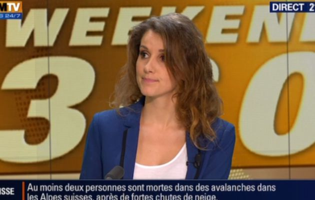 2013 12 27 - 21H03 - FANNY AGOSTINI - BFM TV - WEEK-END 360