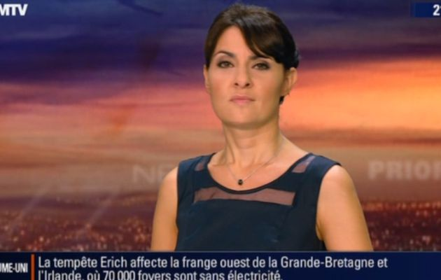 2013 12 27 - 21H00 - SANDRA GANDOIN - BFM TV - WEEK-END 360