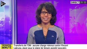 2015 12 16 - LE JT d'AUDREY PULVAR sur i>tele