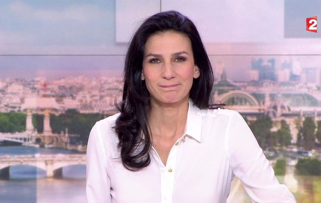 LE 13H WEEK-END de MARIE DRUCKER le 2016 06 19 sur FRANCE 2