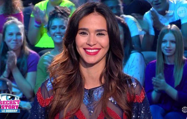 LEILA BEN KHALIFA 💄👄💋 @LeilaBenKhalifa ❤️❤️❤️❤️❤️ ce soir @nt1 @SecretStory_TF1 #SS10 #vuesalatele