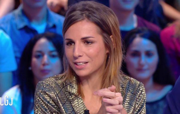 ALICE DARFEUILLE @alicedarfeuille ce soir pour LE GRAND JOURNAL @canalplus #LGJ #vuesalatele