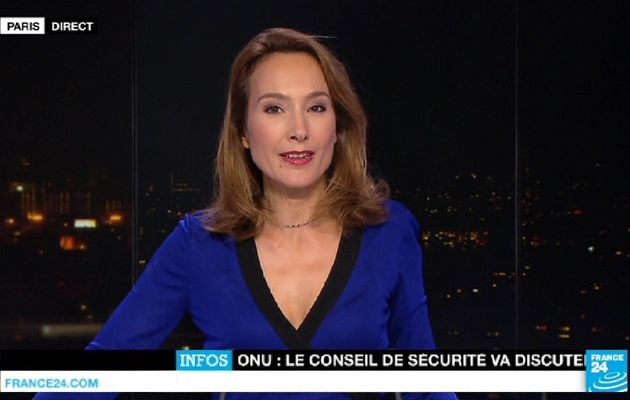 📸8 STEPHANIE ANTOINE @StphAntoine pour PARIS DIRECT ce soir @France24_fr @FRANCE24 #vuesalatele