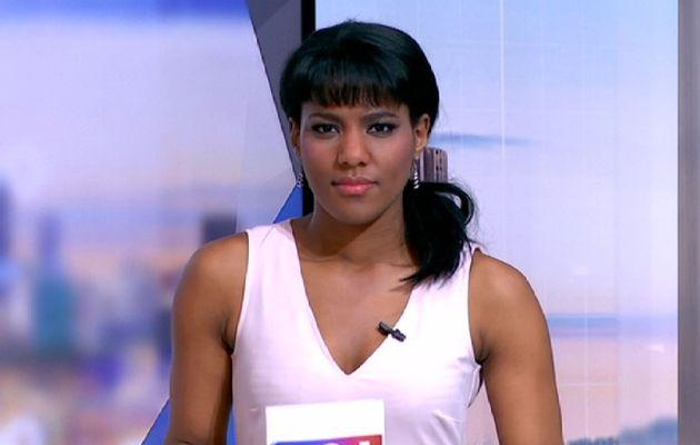 📸9 MARIE-ALINE MELIYI @MamdelaTour ce matin @lci #vuesalatele