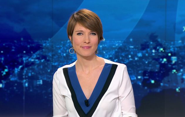 📸22 LUCIE NUTTIN @LucieNuttin @JohannaCarlosD8 ce soir @bfmtv #vuesalatele