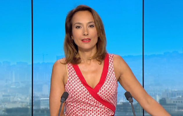 📸5 STEPHANIE ANTOINE @StphAntoine pour PARIS DIRECT ce soir @France24_fr @FRANCE24 #vuesalatele