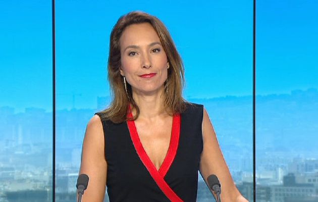 📸15 STEPHANIE ANTOINE @StphAntoine pour PARIS DIRECT ce soir @France24_fr @FRANCE24 #vuesalatele
