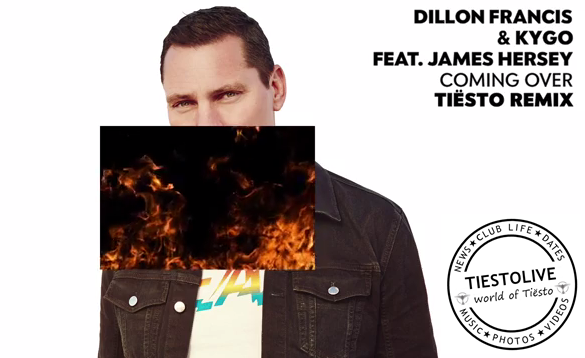 Dillon Francis & Kygo Feat. James Hersey - Coming Over (Tiësto Remix)