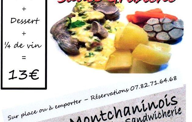 Au Montchaninois le Bois Bretoux-Montchanin 8 octobre 2015