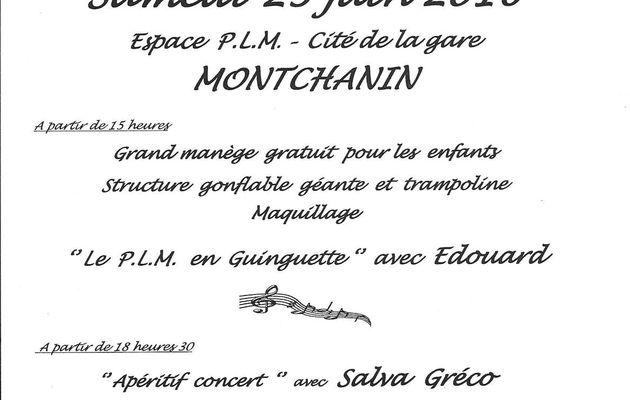 calendrier des manifestations Montchanin-environs 71 -juin-juillet-août-septembre 2016