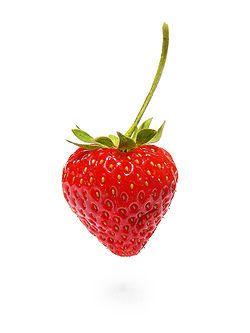Mousse de petit suisse à la fraise