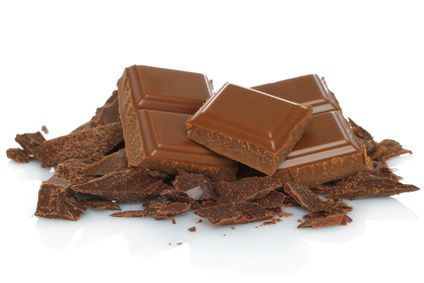 Carrés énergétiques au chocolat et fruits