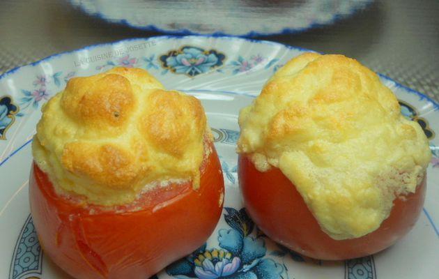 tomates soufflées