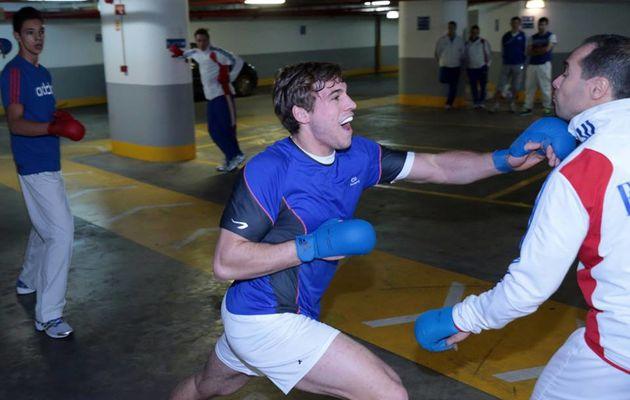 Hadysson Riou sélectionné pour les championnats du monde universitaire de karaté