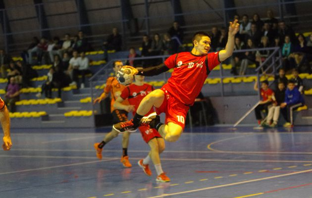 Venissieux Handball brise le signe indien savoyard