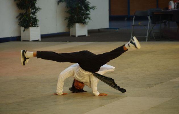La danse sportive se projette Lyon Métropole