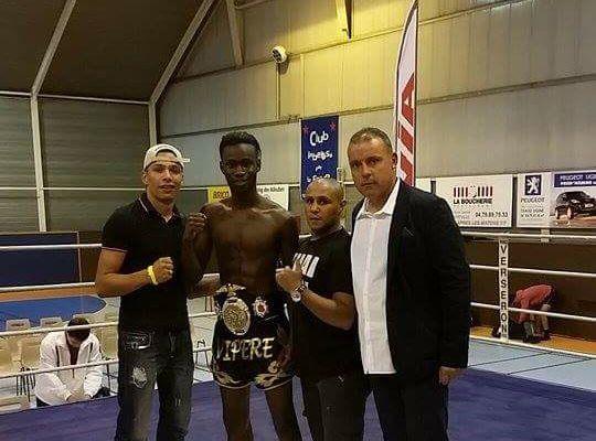 Cinq victoires en K1 pour le Siam Boxing 69.