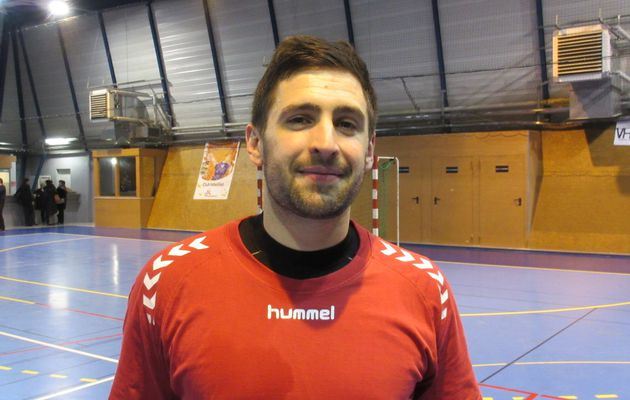 Paroles de joueur : Anthony Cappellaro (Vénissieux Handball)
