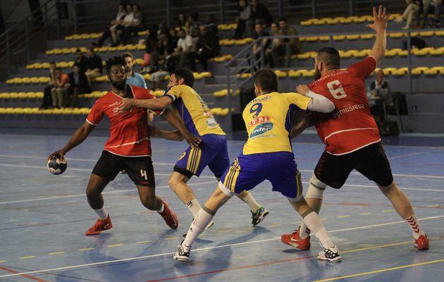 Vénissieux Handball toujours en course pour la montée en N1