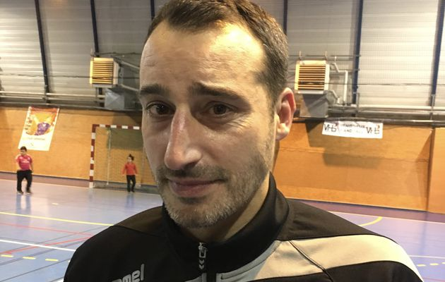 Paroles de coach : Olivier Odisio (Vénissieux Handball)