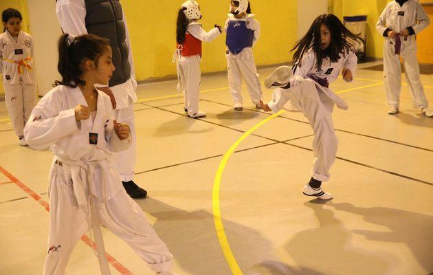 Après les années Aziez, le Taekwondo Club de Vénissieux se reconstruit