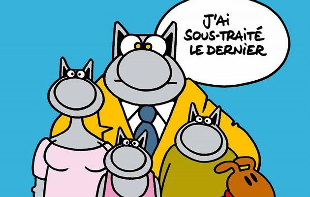 Philippe Geluk - Le Chat fait des petits