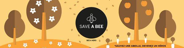 Save a Bee. Bee a Hero !